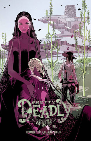 Pretty Deadly Vol 1 TP, signed by Emma Rios!
