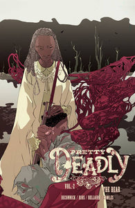 Pretty Deadly Vol 2 TP, signed by Emma Rios!
