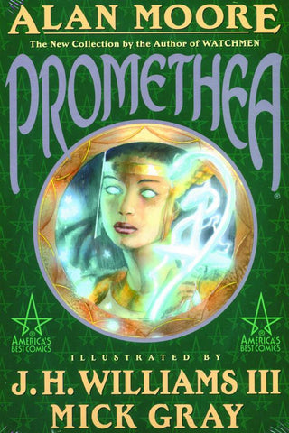 Promethea Book 1 HC, signed by J.H. Williams III!