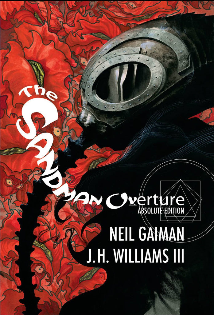 Sandman: Overture Absolute Edition HC, signed by Neil Gaiman & J.H. Williams III!