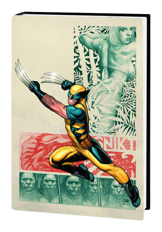 Savage Wolverine Vol 1: Kill Island HC, signed by Frank Cho!