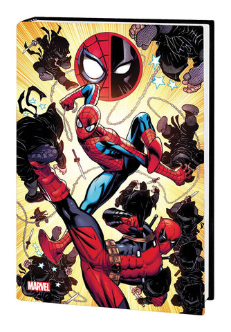 Spider-Man/Deadpool by Kelly & McGuinness HC, signed by Joe Kelly!