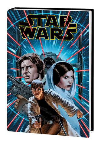 Star Wars Volume One HC, signed by Jason Aaron!