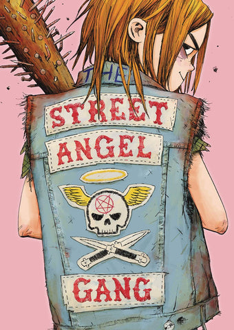 Street Angel Gang HC, Signed by Jim Rugg!