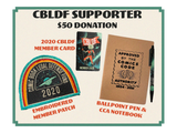 CBLDF Membership - Supporter ($50)