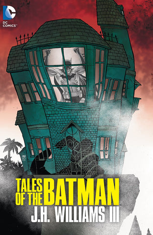 Tales of the Batman by J.H. Williams III HC, signed by J.H. Williams III!