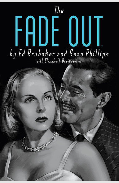 The Fade Out HC, signed by Ed Brubaker & Sean Phillips!