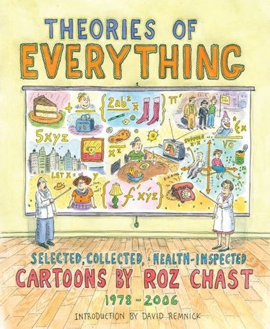 Theories of Everything GN, Signed by Roz Chast!