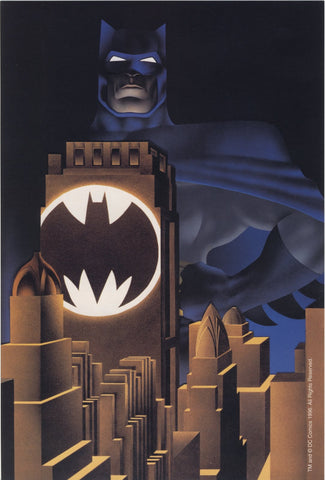 DARK KNIGHT RETURNS posters! Vintage and 10th Anniversary Re-issue!