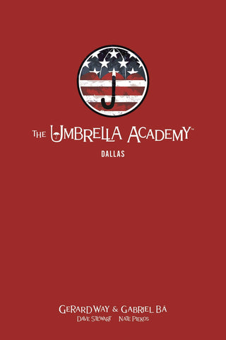 Umbrella Academy Library Edition Vol 2 HC, PERSONALIZED by Gabriel Bá!