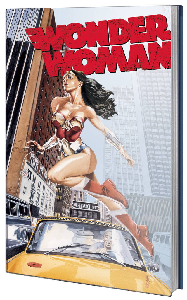 Wonder Woman by Greg Rucka Vol 1 TP, signed by Greg Rucka!