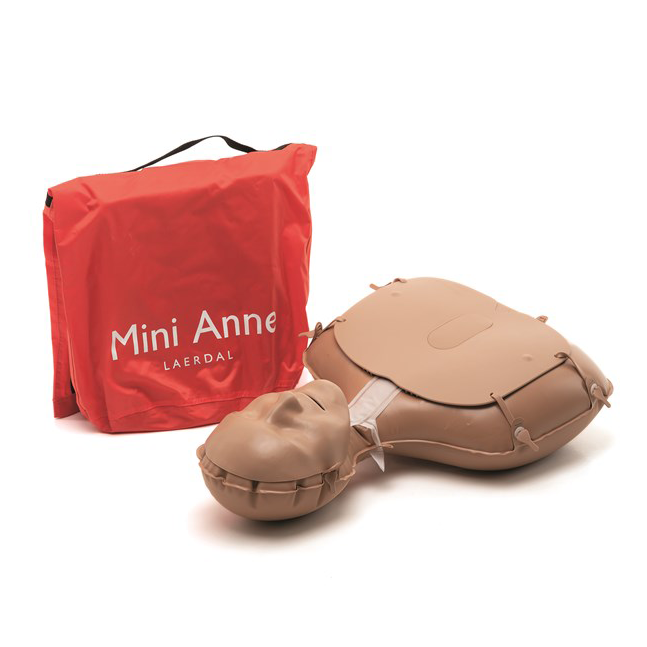 Mini Anne® Plus Body Complete with Pump Bag