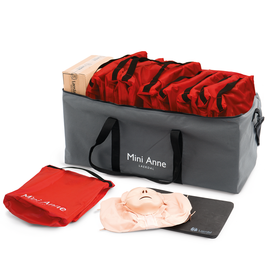Mini Anne® Plus Kit (10-Pack)