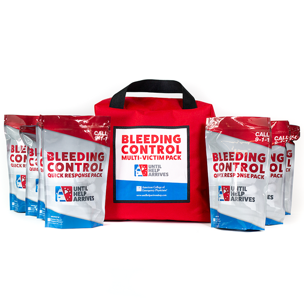 Bleeding Control Multi-Victim Pack