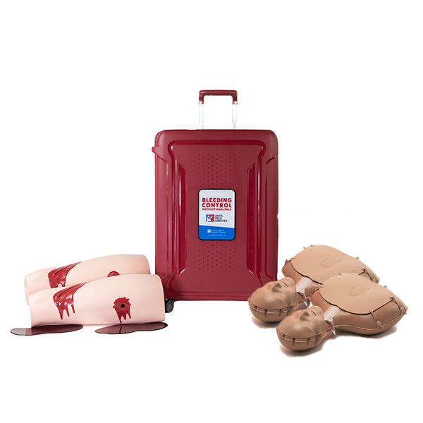 Deluxe Bleeding Control Instructor Pack - 10 student