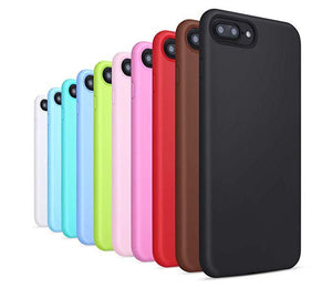 Shockproof Slim Phone Case For iPhone iphone case LuxuryCaseCo.