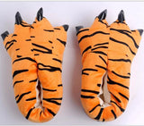 Unisex Onesie Shoes Pajamas Costume Cosplay Animal Onesies Slippers For Women Men Adults Child Panda Unicorn Giraffe Tigger-lilogal