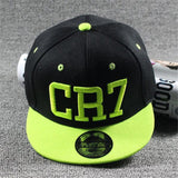 2017 New Fashion Children Ronaldo CR7 Neymar NJR Baseball Cap Hat Boys Girls Kids MESSI Snapback Hats Hip Hop Caps Gorras-lilogal