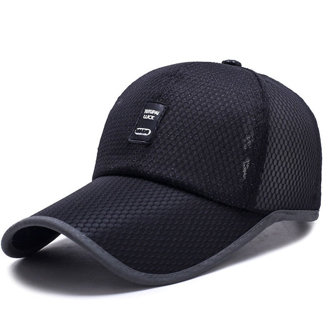 34ba5cf78d46e  NORTHWOOD  2017 Polyester Summer Hat Men Mesh Cap Fishing Baseball Cap  Women Golf Bone