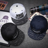 Brooklyn Style Baseball Cap Men women Hat Gorras Planas Snapback Caps New York Hip Hop Hats Snapbacks Casquette Polo Cap-lilogal