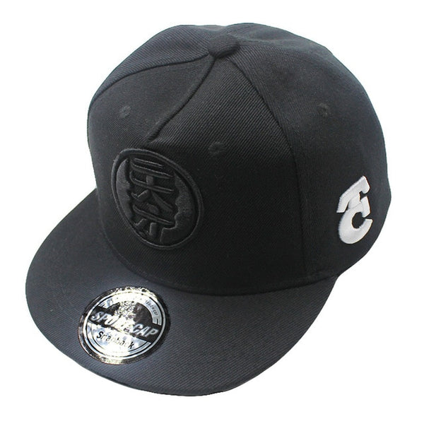 "LOVINGSHA Boy Baseball Caps 3-8 Years Old Kid Chinese ""GENIUS"" Design Snapback Caps High Qaulity Adjustable caps For Girl CC069-lilogal"