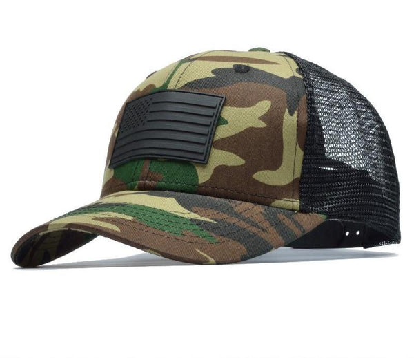[NORTHWOOD] Camo Mesh Baseball Cap Men Camouflage Bone Masculino Summer Hat Men Army Cap Trucker Snapback Hip Hop Dad Hat-lilogal
