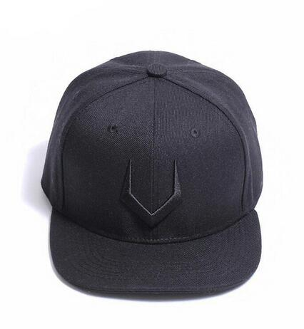 High quality grey wool snapback 3D pierced embroidery hip hop cap flat bill baseball cap for men and women dad cap free shipping-lilogal