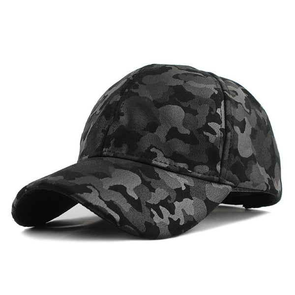 [FLB] 2017 Won't Let You Down Men and Women Baseball Cap Camouflage Hat Gorras Militares Hombre Adjustable Snapbacks Caps F224-lilogal