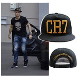 Newest Style Cristiano Ronaldo CR7 Hats Baseball Caps Hip Hop Caps Snapback Hats for Men Women High Quality bone masculino-lilogal