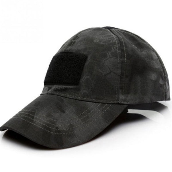 Camo Special Forces Operator Tactical army Baseball Hat Cap-lilogal