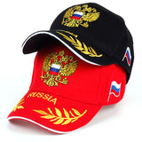 VORON New Unisex 100% Cotton Baseball Cap Russian Emblem Embroidery Snapback Fashion Hats For Men & Women Patriot Caps-lilogal