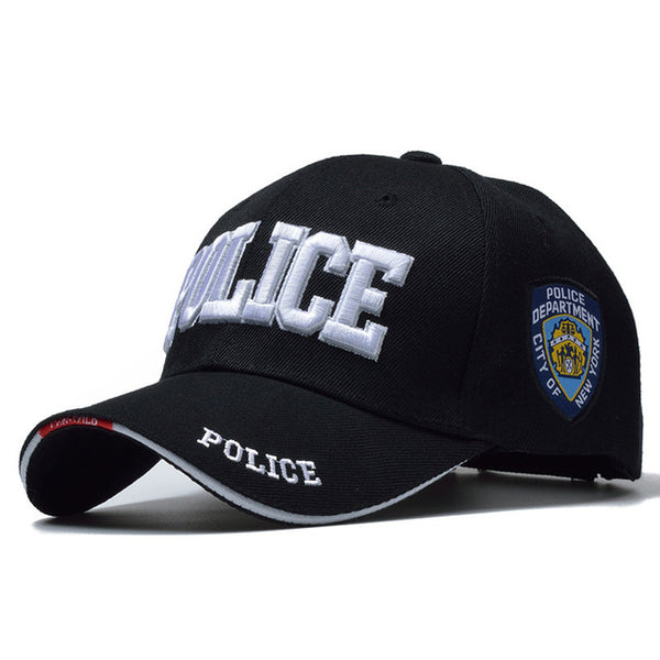 [NORTHWOOD] New POLICE Mens Tactical Cap SWAT Baseball Cap Men Gorras Para Hombre Women Snapback Bone Masculino Army Cap Letter-lilogal