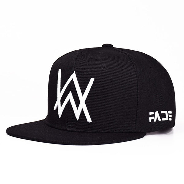 2017 New Alan Walker DJ Baseball Cap Alan Walker With The Return Of Men And Women Hip-hop Hats Bone Snapback Cap-lilogal