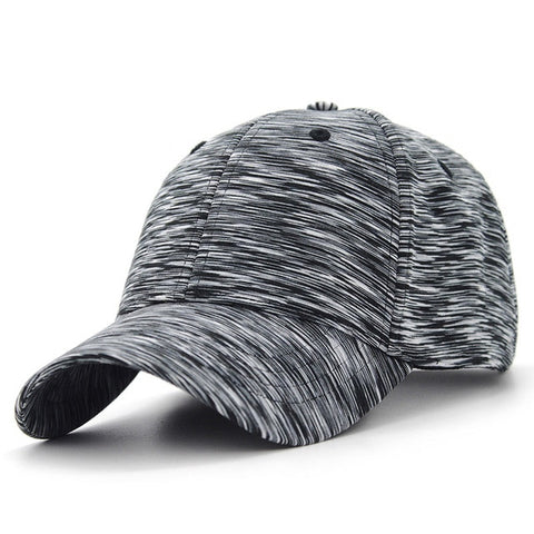 [AETRENDS] 2018 New Plaid Sport Baseball Cap Men Women Cotton Snapbacks Outdoor Baseball Hats Z-6255-lilogal