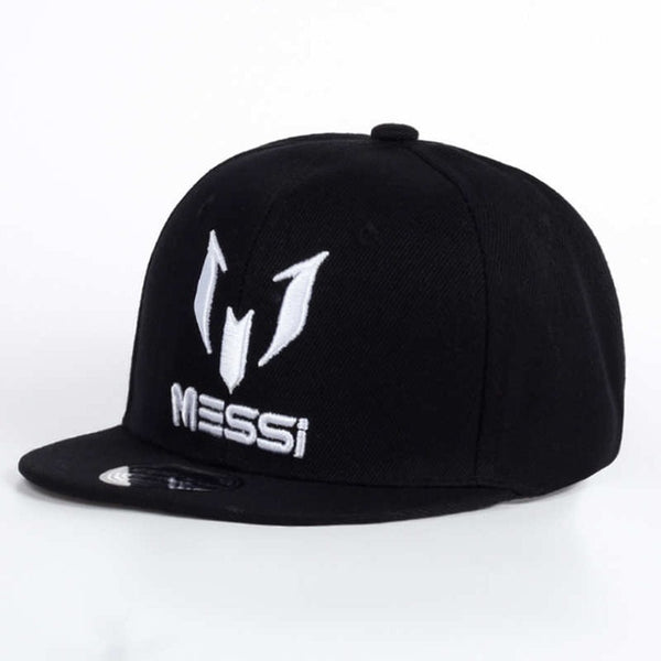 2018 High Quality Argentina Football MESSI Baseball Caps Boys Girls Kids Children Adjust Soccer Messi Snapback Hip Hop Hat-lilogal