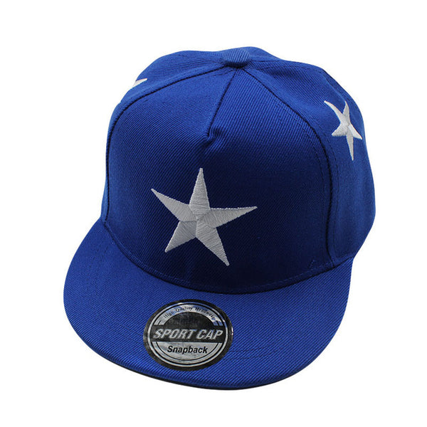 miaoxi Fashion Children Boy Cap Baseball Girls Summer Star Hats Sun Children Hip Hop Caps High Quality Snapback Gorras Bone-lilogal