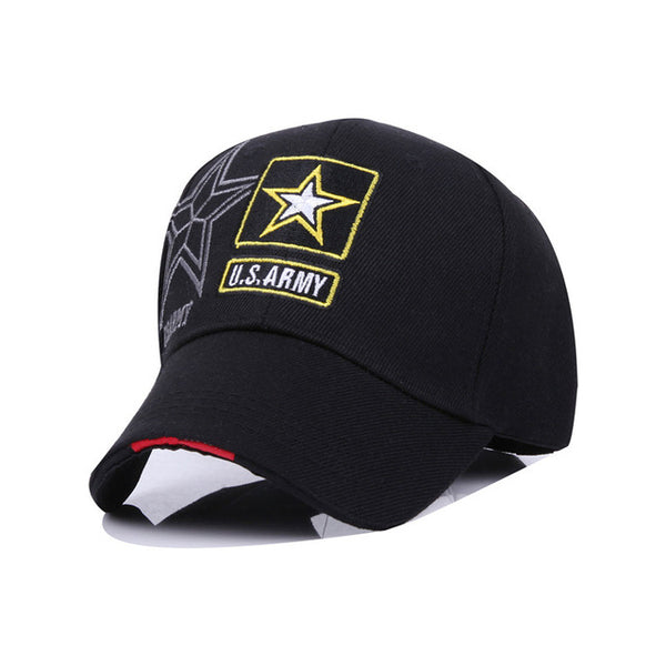 TUNICA 2018 Newest US Air Force army Mens Baseball Cap sports Tactical Caps High Quality Navy Seal Army Camo Snapback Hats-lilogal