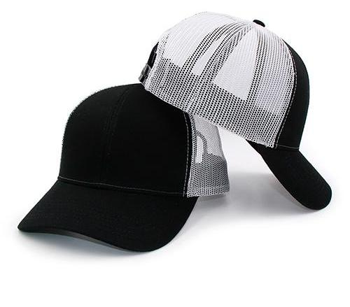 KOEP New Type Casual Solid Cotton Truck Cap For Women Men Black White Summer Baseball Cap Cool Mesh Snapback Dad Hats Free Ship-lilogal