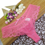 Cotton Women's Sexy Thongs G-string Underwear Panties Briefs For Ladies T-back,Free Shipping 1pcs/lot 169-lilogal