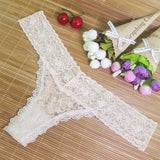 Transparent lace women g-string sexy underwear ladies panties lingerie bikini underwear pants thong intimatewear 1pcs/lot ah65-lilogal