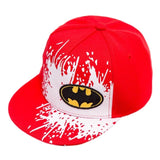2018 new Snapback Caps Gorras Unisex Kids Hip-hop Snapback Batman Cap Children Adjustable Flat Hats 4 colors-lilogal