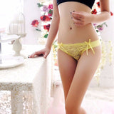 New Women Sexy Thongs And G-strings Hollow out Lace Briefs Panties Thongs G-string Lingerie Underwear Breathable Pant-lilogal