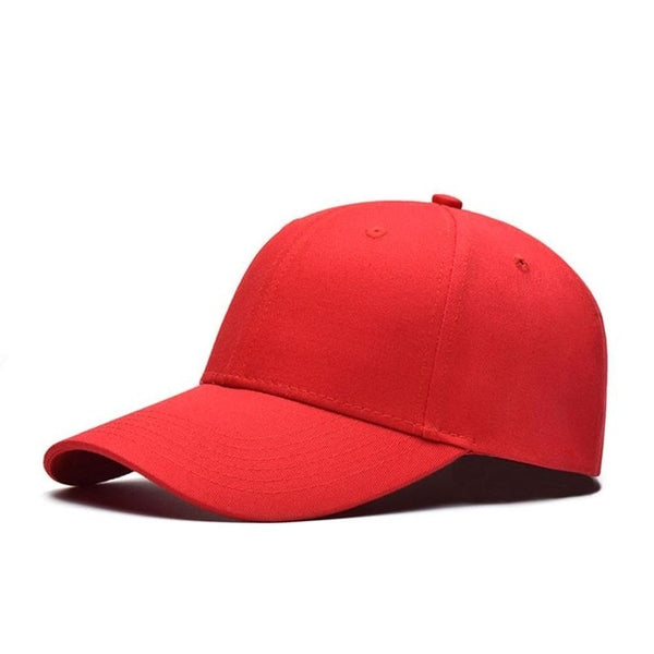 2018 Fashion unisex Baseball Cap Blank Hat Solid Color Adjustable Hat Adult Casual Cap Hat Snapback Couples Cap hats for women-lilogal