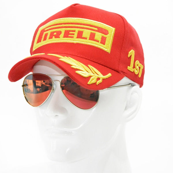 2018 Pirelli Mens Baseball Cap Women Snapback Hats For Men Bone Casquette Hip hop Brand Casual Gorras Adjustable Cotton Hat Caps-lilogal
