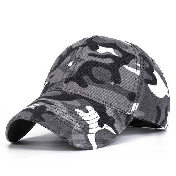 Evrfelan Camo Mesh Baseball Cap Men Camouflage Caps Masculino Summer Hat Men Army Cap Trucker Snapback Hip Hop Dad Hat-lilogal