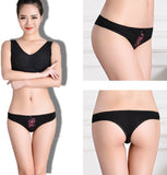 Cotton Women's Sexy Thongs G-string Underwear Panties Briefs For Ladies T-back,Free Shipping,1pcs/Lot 87240-lilogal