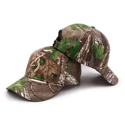 KOEP Browning Camo Baseball Cap Fishing Caps Men Outdoor Hunting Camouflage Jungle Hat Airsoft Tactical Hiking Casquette Hats-lilogal