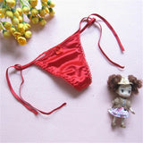Sexy Bandage G Strings Mini Thongs Hot Sexy Lingerie For Women's Panties Bragas Tangas Female Sexy Transparent Panties Underwear-lilogal