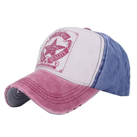Summer Hats Women's Hats Hair Accessories Men Women Classic Letter Print Baseball Ball Cap-lilogal