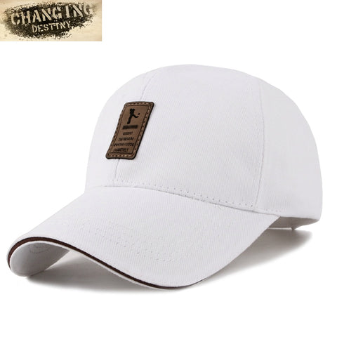 Men Baseball Cap Cotton Caps Napback Male Glof Hat Basketball Caps Hats for Men and Women Letter Cap-lilogal